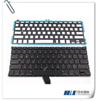 "Wholesale Brand New Apple Macbook Laptop - Brand New original laptop built-in keyboard for macbook Air 13"" A1466 the US keyboard with BACKLIGHT wholesale"