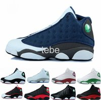 Wholesale Orange Athletic Shoes For Men - 2016 New Retro 13 Low Basketball Shoes For Men Athletic Sport Shoe Retro 13 XIII Outdoor Training Sneakers Size 40-46 Free Shipping