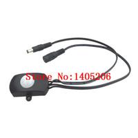 Wholesale Detector Infrared - Mini DC 5V 9V 12V 24V 3528-5050 SMD led strip PIR infrared motion sensor detector light switch