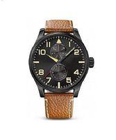 Wholesale Herren Uhr - 2017 Herren Uhr Armbanduhr watch 1513082 braun cognac beige