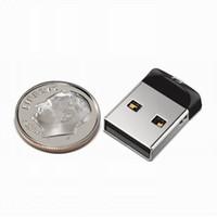 Wholesale flash drivers - Waterproof Super Mini Ultra Tiny Slim Line 32GB 64GB USB 2.0 Flash Memory Stick Driver 16GB USB Pendrive Storage Thumb