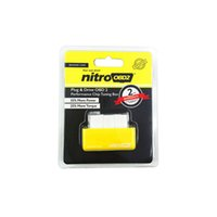 Wholesale Ecu Tuning For Car - Free shipping NitroOBD2 Performance chip tuning box for Benzine Cars Chip Tuning Box Plug & Drive OBD2 More Power More Torque
