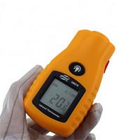 termómetros digitales infrarrojos al por mayor-Termómetro infrarrojo GM270 del laser digital con la exhibición del LCD para la gama de temperaturas del uso industrial -32 ~ 280 grados
