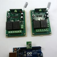 controlador arduino al por mayor-433MHz Arduino Demo Code RF Inalámbrico PC Control USB Arduino Wireless Controller