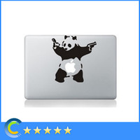 Wholesale Macbook Vinyl Decal - Laptop Stickers Kung ku Panda Vinyl Laptop Decals Sticker for New Macbook 12 macbook Air Pro Retina 11 13 15 Skin sticker cover