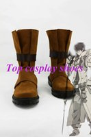 Wholesale Hot Boots For Girls - Wholesale-Freeshipping Hot Sale Log Horizon Cosplay Women Party Boots Girls Shoes boots custom-made for Halloween Christmas festival