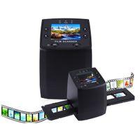 Wholesale Usb Slides Digital - Wholesale- Professional EC717 5MP 35mm Negative Film Slide Viewer Scanner USB Digital Color Monochrome Negatives Slides Photo Copier EU US