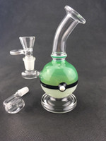 Wholesale cigar water pipe for sale - Group buy New Style Smoking Pipes Glass Water Bongs Factory Direct with cm Height High Quality Latest Design Tobacco Cigar Pipe
