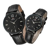Wholesale Golden Fashion Watches For Men - Ms. golden fashion new high-quality stainless steel between men and women couple fashion waterproof quartz watch replicas watches for belbi