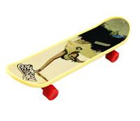 Wholesale Mini Scooter Toys - Tech Deck Finger Skateboard plastic handboard Toys Kids children Mini Finger Board Fingerboard Education Toys Finger scooter