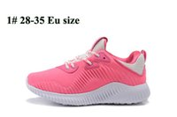 Wholesale black running shoes prices for sale - Group buy Kids Running shoes Mesh top ventilate wearable antishock arch sole Kids outdoor light sneakers best prices
