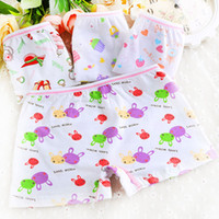 Wholesale Strawberry Boxers - cartoon rabbit cake heart strawberry high heels girls trunk boxers kids shorts child panties cotton pants children underwear briefs 100pcs
