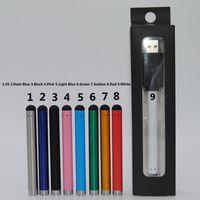 ingrosso prezzi dei caricabatterie-Prezzo di fabbrica E cigs Auto Mini CE3 Vape O Pen Batteria 510 Thread Bud Touch 280mAh Batterie con mini caricatore USB kit blister