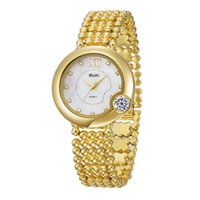 Wholesale Cheap Watches For Women China - Wristwatches Brand Belbi Diamond Design Watch For Women Luxury Charm Cheap China Quartz High Grade AAA 9829 Gold Watches Best Gift