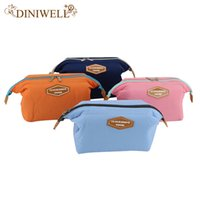 Wholesale bedding sets for girls - Wholesale- DINIWELL Beauty Travel Cosmetic Bag For Girl Wormen Fashion Multifunction Makeup Pouch Toiletry Bag 109