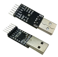 Wholesale Stc Ic - CP2102 STC Replace Module 6 Pin USB 2.0 to TTL UART Module Serial Converter B00286