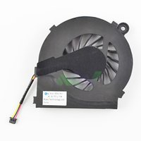 Wholesale Hp G42 Cooler - Wholesale-hot selling New arrival CPU COOLING FAN for HP CQ42 G42 G62 CQ62 CQ42 G6 3PIN