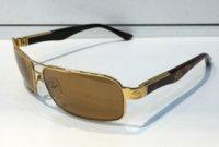 Wholesale Grey Car Wrap - G-WA-Z03 Luxury Car Brand Maybach Sunglasses 18K Gold Plated Sunglasses Pilot Frame Spring Temples Men Brand Designer Sunglasses With Box