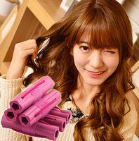sağlıklı toptan satış-Saç bigudi Rulo rulo Yumuşak Sünger Büküm Saç Bakımı Styling sopa Rulo DIY araçları zararsız sağlık kadınlar için güvenli çiçek lady kızlar