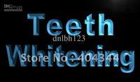 Wholesale Teeth Whitening Led Lights - LK996-TM Teeth Whitening Neon Light Sign. Advertising. led panel, Free Shipping, Wholesale