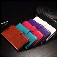 ingrosso gocce di iphone-Custodia in pelle a portafoglio per Iphone 7 7plus Samsung S7 Note5 Custodia a conchiglia di alta qualità per Apple Series Raindrops DHL Free Shipping
