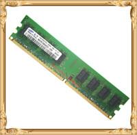 Wholesale Ddr2 1gb - Samsung Desktop memory original 1GB PC2-5300U DDR2 667MHz PC RAM 667 1G 240-pin