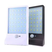 Wholesale Doors For Outdoors - Solar lights LED Wall lamp Solar Power Outdoor Night light For Street Garden Door Path Yard Path Fence Patio Security solar liamps