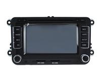 Wholesale Dvd Amarok - 2 din car dvd player with wifi aux iPhone usb sd bt for VW Jetta golf passat sagitar polo