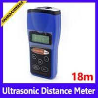 Wholesale Distance Measurer Area Volum Meter - Wholesale-Free shipping Durable Ultrasonic Distance Measurer,Area Volum Meter, Laser Designator,Laser Rangefinder CP3008 ,MOQ=1