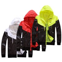 Wholesale Jacket Waterproof Coat For Women - Fashion Men Women Windproof Waterproof Jacket Bike Bicycle Outdoor Sports bomber jacket Windproof jackets for men Coat