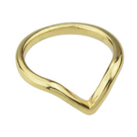 Wholesale Cheap Heart Engagement Rings - Cheap Wholesale Simple Alloy Heart Shape Rings