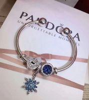 Wholesale Original Agate - new arrival pandora bracelet pandora charms silver 925 original charm bracelet 10 style gift for Xmas birthday Valentine's day