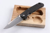 Wholesale Hunting Lions - lionsteel lion steel molletta D2 TC4 carbon fiber Tactical Hunting Knife Multi Tools Pocket Survival Fixed Knives gift knife 1pcs