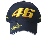 Wholesale Motor Hat - Free shipping 2017 Hot Latest motor GP 46 Racing Cap MotocrossWomen Men Casual Adujustable Hat Baseball Cap Motorcycle Snapback Hat