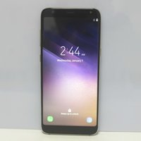 Wholesale Unlock Screen Smartphone - Unlocked Goophone S8 Full Screen 5.8 Inch Quad Core MTK6580 Android 7.0 1GB 4GB 1280*720 HD WCDMA GSM smartphone