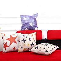 Kaufen Sie Im Grosshandel Rote Schwarze Sofa Kissen 2019 Zum Verkauf