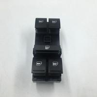 elektrischer fensterschalter großhandel-für vw touareg Electric Power Fenster Master Control Switch für Volkswagen Zubehör 2003-2010
