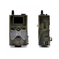 Wholesale Night Vision Gsm - Free shipping 940nm invisible LED Night vision 2g hunting trail camera 12MP 1080P MMS   GSM SUNTEK HC300M
