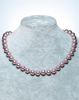 Necklaces special souvenirs - Elegant Pearls Necklaces For Women Bridal Jewelry Weddings Souvenirs Different Size Pearls Special Events Bridal Accessories