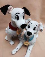 Wholesale Dalmatian Toy Dogs - 101 Dalmatians Perdita and Pongo Dog Plush Soft Stuffed Medium Toy 14'' 35cm Free Shipping High Quality
