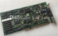 Wholesale Industrial equipment Graphics Video card ISA interface MG9910