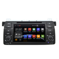 "Wholesale E46 Gps 3g - 7"" 2din Android 6.0 Car DVD GPS for BMW E46 M3 3G 4G LTE,Wifi,DAB,DVR,OBD2,hd display screen 1024x600"