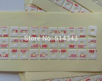 Wholesale Die Cut Double Sided Tape - Wholesale-die cut 3m vhb tape 4920 acrylic foam double sided tape, white color, 0.4mm thickness, 2000pcs lot