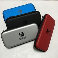 Wholesale Console Pouch - EVA Protection Portable Bag for Nintendo Switch Hard Shell Travel Carry Case Console Pouch Storage Bag NS Host Protective Case