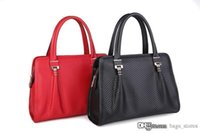 Wholesale Red Gram - Fashion Women Bag Shoulder Bags Brand Designer Leather Handbags gram Ladies Tote Zipper Bags