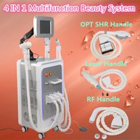 Wholesale Best Laser Hair - alexandrite laser shr ipl permanent hair removal q switch nd yag laser tattoo removal machine 2017 best painfree Spa and clinic use
