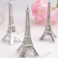 Wholesale Eiffel Tower Place Card Holders - NEW Wedding favor Eiffel Tower Place Card Holder Wholesale DHL Fedex Free Shipping MYY