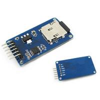 Wholesale Arduino Micro Board - Micro SD Storage Board Mciro SD TF Card Memory Shield Module SPI Arduino B00315