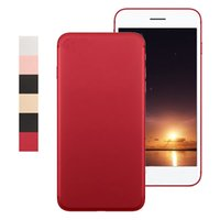 Wholesale Gold Frame Phone - 5.5inch Goophone I7 plus 1G 4G MTK6580 Quad Core can show fake 4G 128G metal frame 3G phone
