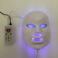 Wholesale led neck lamp for sale - Group buy personal use colors light pdt led lamp for skin care beauty equipment pdt mask